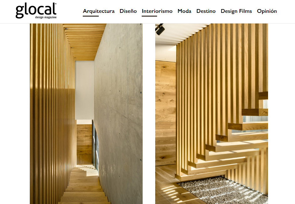 PH Cortés en Glocal Design Magazine